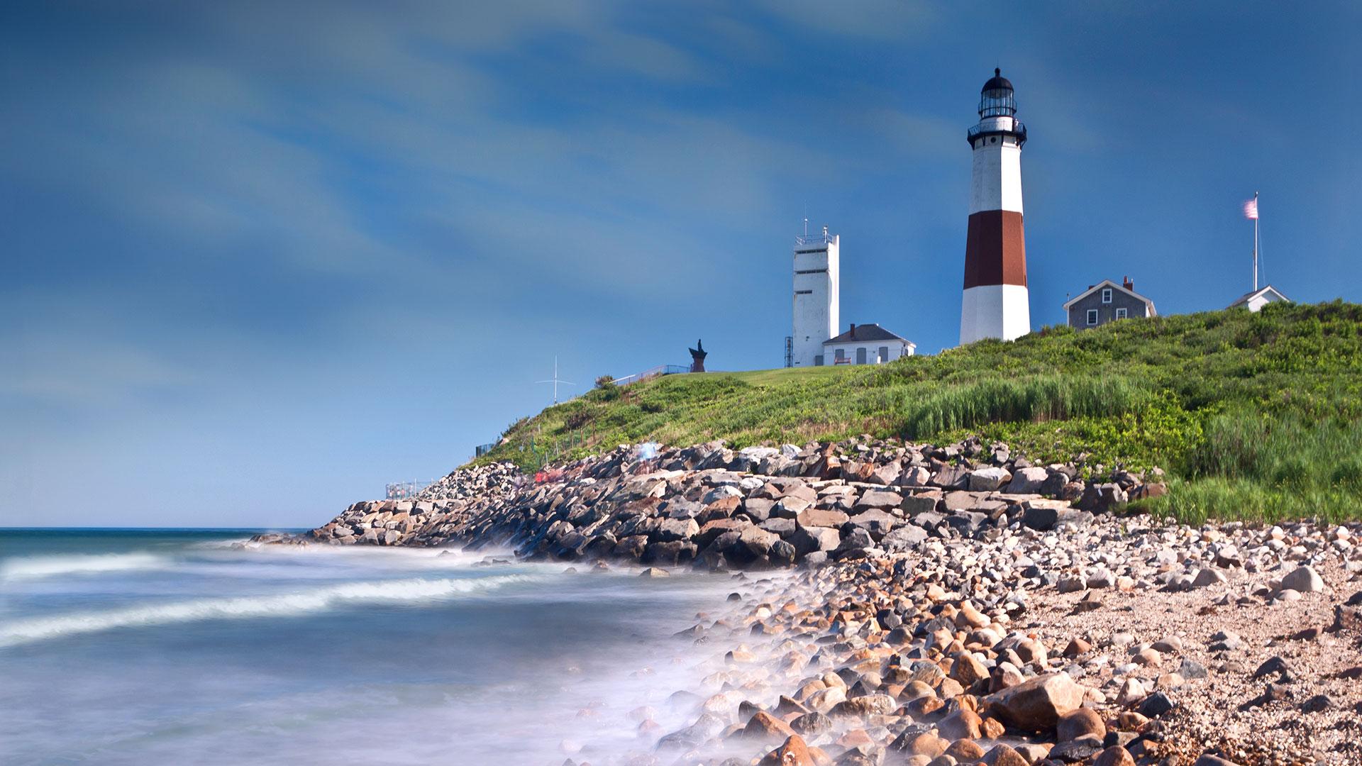 Montauk Point Lighthouse Long Island – Suffolk County