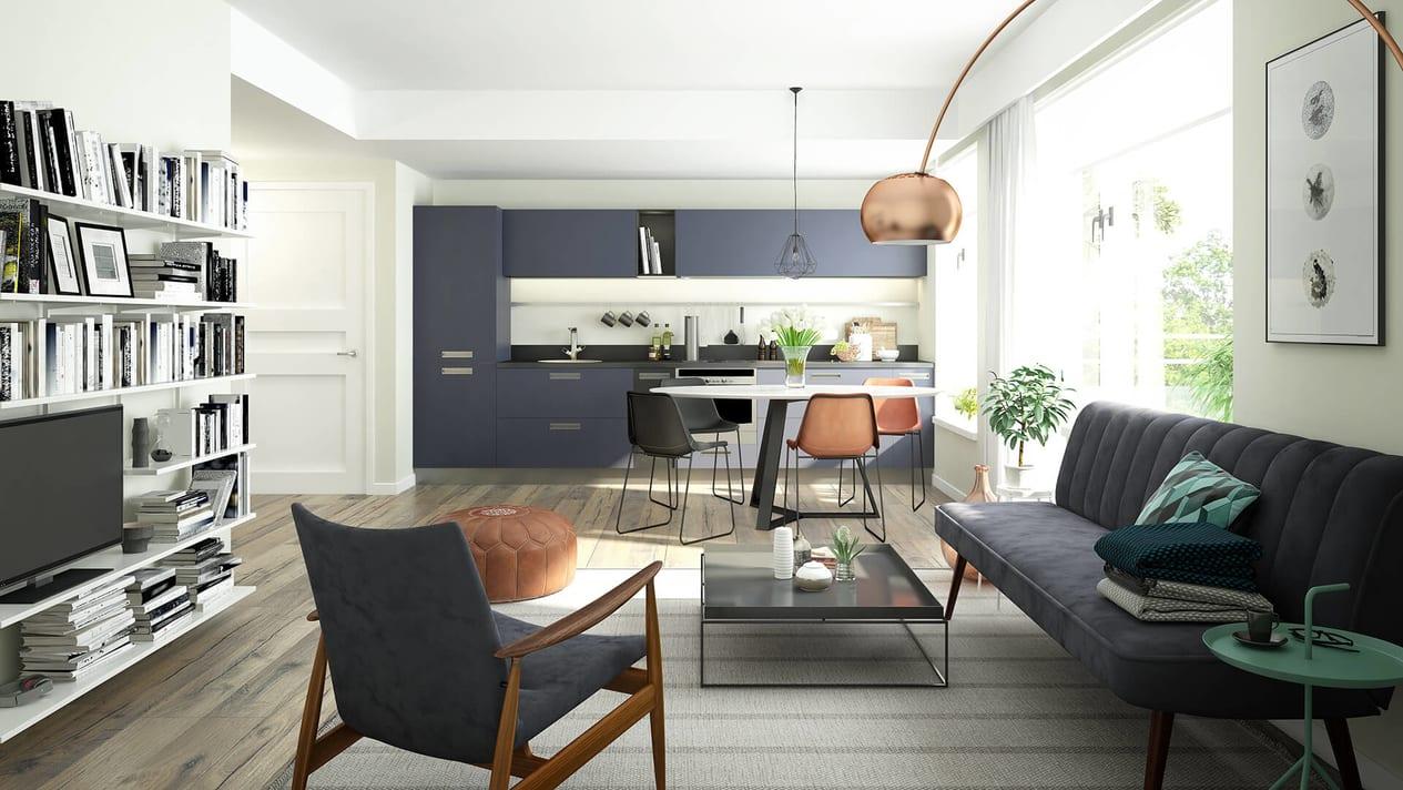 Modern New York City Studio Apartment