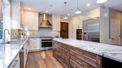 Beautiful White Kitchen Design 2